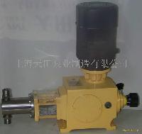 供应J-Z系列柱塞式计量泵